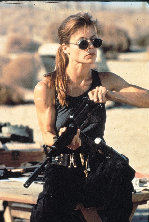 For all the mothers here s 5 movie moms who got it right - Sarah connor genisys actress ...